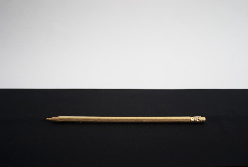 blyant guld