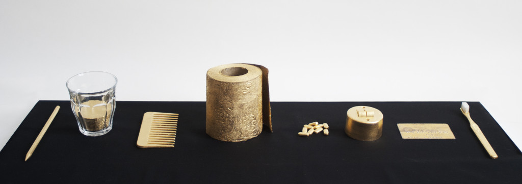 objekter guld