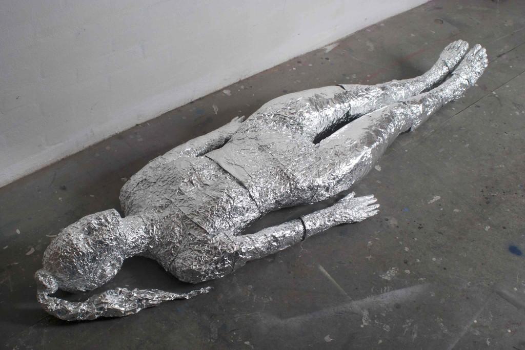 sølvpapir krop