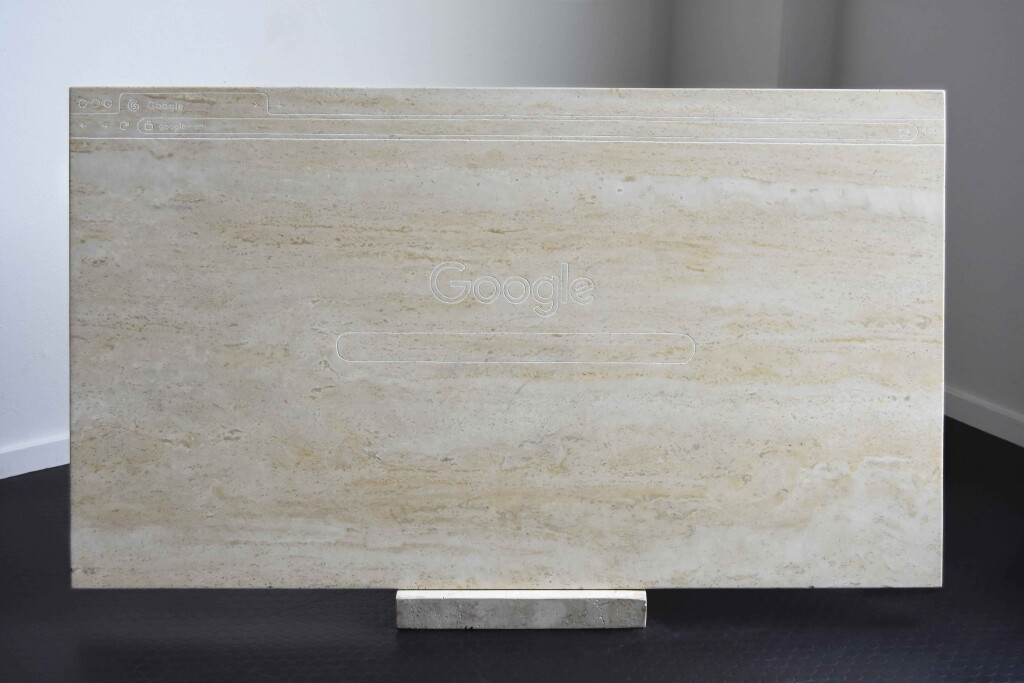 search google stone travertine