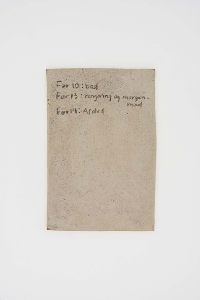 clay to do list
